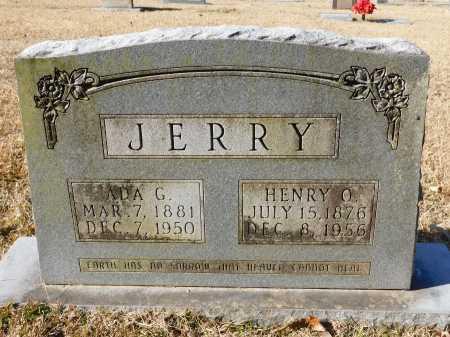 JERRY, HENRY O - Union County, Arkansas | HENRY O JERRY - Arkansas Gravestone Photos