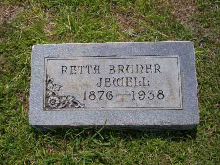 JEWELL, RETTA - Union County, Arkansas | RETTA JEWELL - Arkansas Gravestone Photos