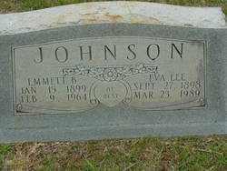 JOHNSON, EMMETT - Union County, Arkansas | EMMETT JOHNSON - Arkansas Gravestone Photos