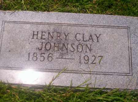 JOHNSON, HENRY CLAY - Union County, Arkansas | HENRY CLAY JOHNSON - Arkansas Gravestone Photos