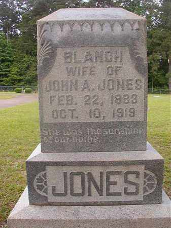JONES, BLANCH - Union County, Arkansas | BLANCH JONES - Arkansas Gravestone Photos