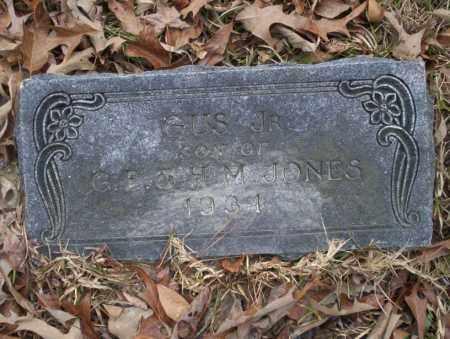 JONES JR., GUS - Union County, Arkansas | GUS JONES JR. - Arkansas Gravestone Photos