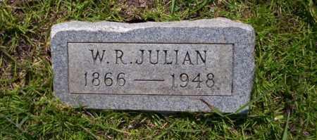 JULIAN, W.R. - Union County, Arkansas | W.R. JULIAN - Arkansas Gravestone Photos