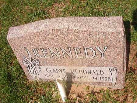 KENNEDY, GLADYS - Union County, Arkansas | GLADYS KENNEDY - Arkansas Gravestone Photos