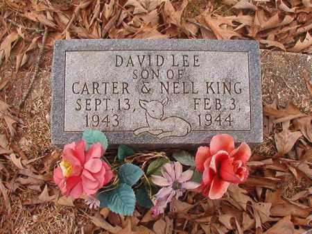 KING, DAVID LEE - Union County, Arkansas | DAVID LEE KING - Arkansas Gravestone Photos
