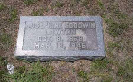 LAWTON, JOSEPHINE - Union County, Arkansas | JOSEPHINE LAWTON - Arkansas Gravestone Photos