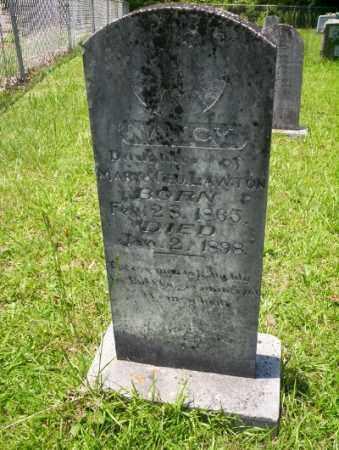 LAWTON, NANCY - Union County, Arkansas | NANCY LAWTON - Arkansas Gravestone Photos