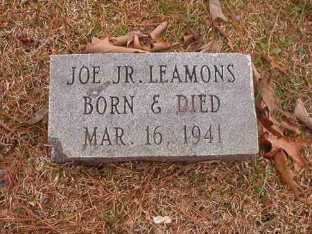 LEAMONS, JR, JOE - Union County, Arkansas | JOE LEAMONS, JR - Arkansas Gravestone Photos
