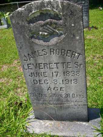 LEVERETTE SR., JAMES ROBERT - Union County, Arkansas | JAMES ROBERT LEVERETTE SR. - Arkansas Gravestone Photos