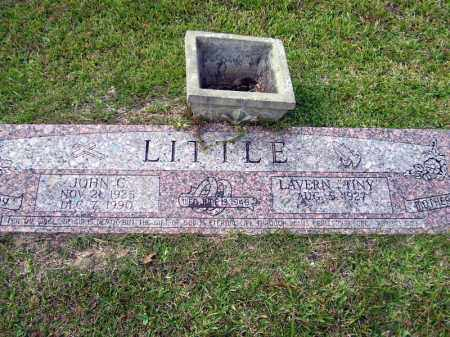 LITTLE, LAVERN - Union County, Arkansas | LAVERN LITTLE - Arkansas Gravestone Photos