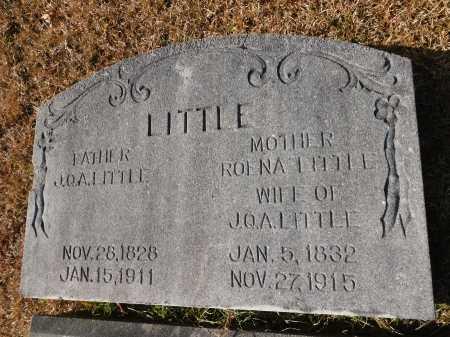 LITTLE, ROENA - Union County, Arkansas   ROENA LITTLE - Arkansas Gravestone Photos