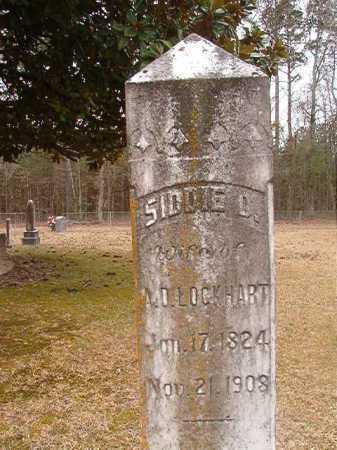 LOCKHART, SIDDIE D - Union County, Arkansas | SIDDIE D LOCKHART - Arkansas Gravestone Photos