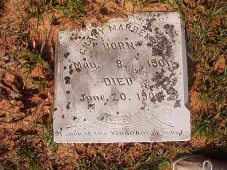 MARBERRY, GRADY - Union County, Arkansas   GRADY MARBERRY - Arkansas Gravestone Photos