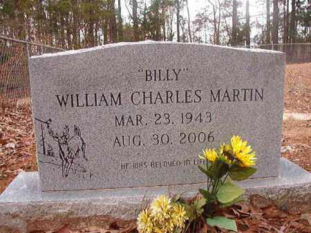 "MARTIN, WILLIAM CHARLES ""BILLY"" - Union County, Arkansas 