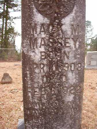 MASSEY, MACK M - Union County, Arkansas | MACK M MASSEY - Arkansas Gravestone Photos