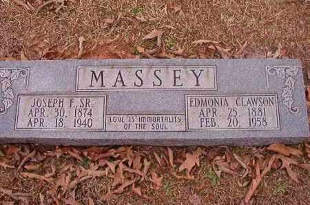 MASSEY, EDMONIA - Union County, Arkansas | EDMONIA MASSEY - Arkansas Gravestone Photos