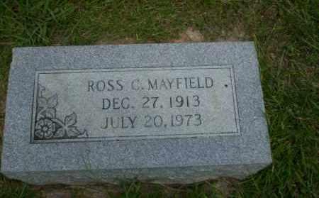 MAYFIELD, ROSS - Union County, Arkansas | ROSS MAYFIELD - Arkansas Gravestone Photos