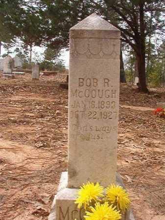 MCGOUGH, BOB R - Union County, Arkansas   BOB R MCGOUGH - Arkansas Gravestone Photos