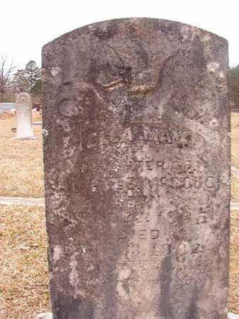 MCGOUGH, ELLA MAY - Union County, Arkansas | ELLA MAY MCGOUGH - Arkansas Gravestone Photos