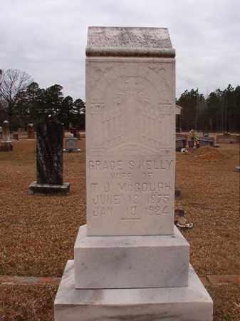 KELLY MCGOUGH, GRACE S - Union County, Arkansas | GRACE S KELLY MCGOUGH - Arkansas Gravestone Photos