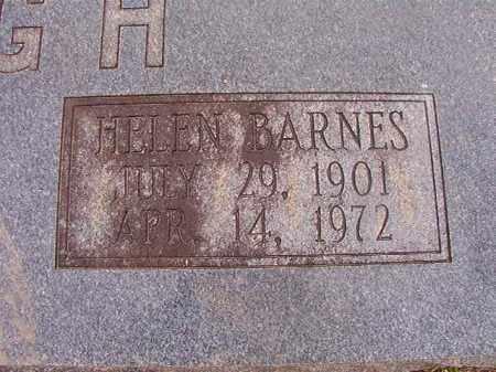 BARNES MCGOUGH, HELEN - Union County, Arkansas | HELEN BARNES MCGOUGH - Arkansas Gravestone Photos