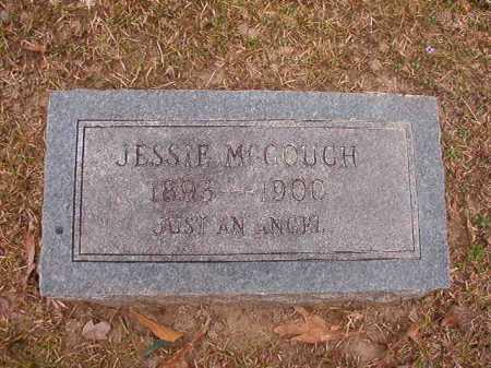 MCGOUGH, JESSIE - Union County, Arkansas | JESSIE MCGOUGH - Arkansas Gravestone Photos