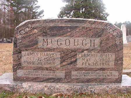 MCGOUGH, JAMES HARVEY - Union County, Arkansas | JAMES HARVEY MCGOUGH - Arkansas Gravestone Photos