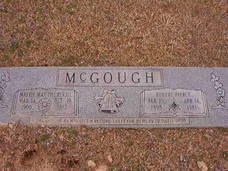 MCGOUGH, MATTIE MAE - Union County, Arkansas | MATTIE MAE MCGOUGH - Arkansas Gravestone Photos