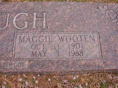 MCGOUGH, MAGGIE - Union County, Arkansas | MAGGIE MCGOUGH - Arkansas Gravestone Photos