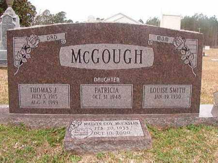 MCGOUGH, THOMAS J - Union County, Arkansas | THOMAS J MCGOUGH - Arkansas Gravestone Photos