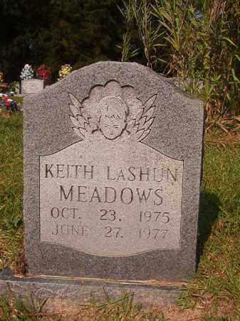 MEADOWS, KEITH LASHUN - Union County, Arkansas | KEITH LASHUN MEADOWS - Arkansas Gravestone Photos