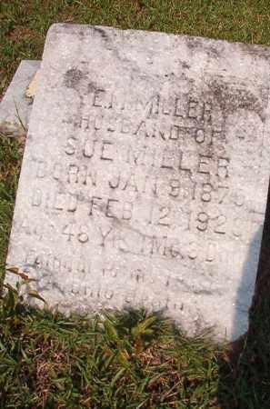 MILLER, TOM - Union County, Arkansas | TOM MILLER - Arkansas Gravestone Photos