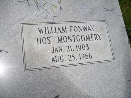 MONTGOMERY, WILLIAM CONWAY - Union County, Arkansas | WILLIAM CONWAY MONTGOMERY - Arkansas Gravestone Photos