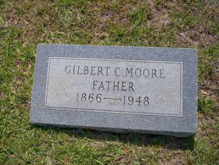 MOORE, GILBERT C - Union County, Arkansas | GILBERT C MOORE - Arkansas Gravestone Photos