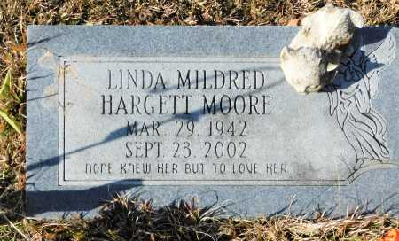 MOORE, LINDA MILDRED - Union County, Arkansas | LINDA MILDRED MOORE - Arkansas Gravestone Photos