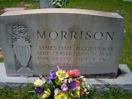 DUMAS MORRISON, LIZZIE - Union County, Arkansas | LIZZIE DUMAS MORRISON - Arkansas Gravestone Photos