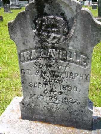 MURPHY, IRA LAVELLE - Union County, Arkansas   IRA LAVELLE MURPHY - Arkansas Gravestone Photos