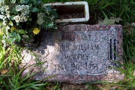 MURPHY, JOHN WILLIAM - Union County, Arkansas | JOHN WILLIAM MURPHY - Arkansas Gravestone Photos