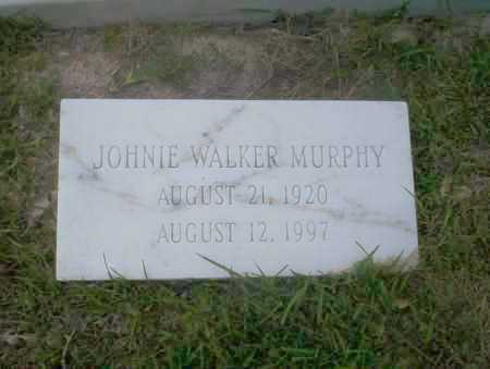 MURPHY, JOHNIE - Union County, Arkansas   JOHNIE MURPHY - Arkansas Gravestone Photos