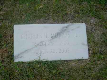 MURPHY, JR., CHARLES H. - Union County, Arkansas | CHARLES H. MURPHY, JR. - Arkansas Gravestone Photos