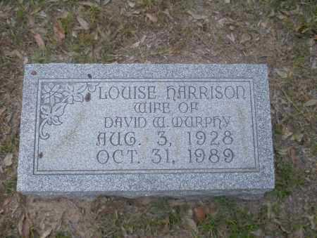 MURPHY, LOUISE - Union County, Arkansas | LOUISE MURPHY - Arkansas Gravestone Photos