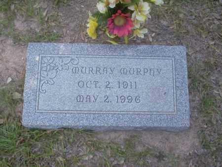 MURPHY, MURRAY - Union County, Arkansas   MURRAY MURPHY - Arkansas Gravestone Photos