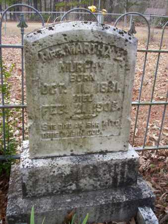 MURPHY, MARTHA E - Union County, Arkansas | MARTHA E MURPHY - Arkansas Gravestone Photos