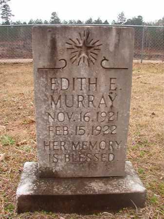 MURRAY, EDITH E - Union County, Arkansas | EDITH E MURRAY - Arkansas Gravestone Photos
