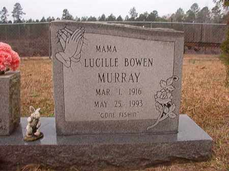 BOWEN MURRAY, LUCILLE - Union County, Arkansas | LUCILLE BOWEN MURRAY - Arkansas Gravestone Photos
