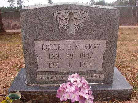 MURRAY, ROBERT E - Union County, Arkansas | ROBERT E MURRAY - Arkansas Gravestone Photos