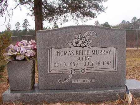 MURRAY, THOMAS KEITH - Union County, Arkansas | THOMAS KEITH MURRAY - Arkansas Gravestone Photos