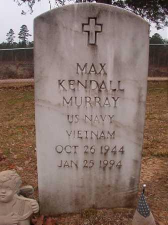 MURRAY (VETERAN VIET), MAX KENDALL - Union County, Arkansas | MAX KENDALL MURRAY (VETERAN VIET) - Arkansas Gravestone Photos