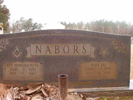 NABORS, ROSA LEE - Union County, Arkansas | ROSA LEE NABORS - Arkansas Gravestone Photos