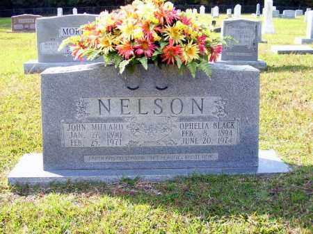 NELSON, OPHELIA - Union County, Arkansas   OPHELIA NELSON - Arkansas Gravestone Photos